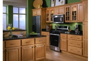 Various Kitchen Cabinet