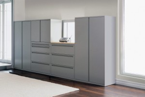 The Best White Storage Cabinets with Doors
