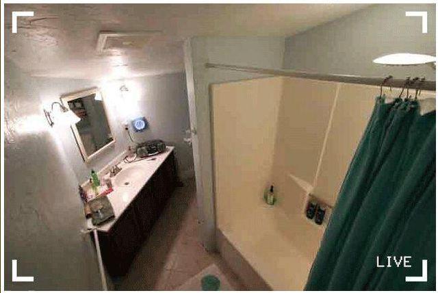 The Bathroom's Hidden Camera