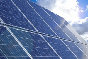 Saving Environment with Utilized Solar Panels Effort