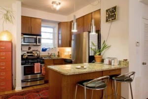 The Beautiful Small Kitchen Design Suggestions about Creating
