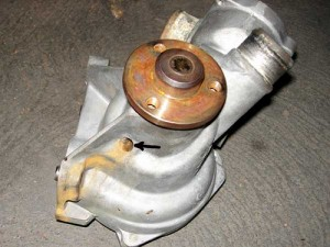 Symptoms Of A Bad Water Pump