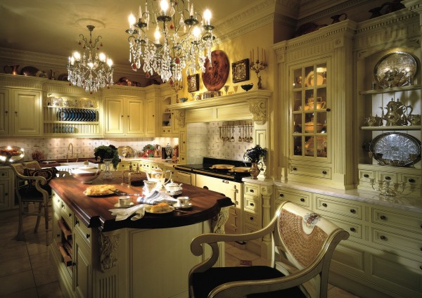 Victorian kitchen cabinet designs victorian kitchen for Edwardian kitchen