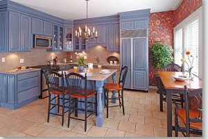 Victorian Kitchen Design Cabinets Style