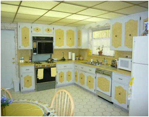 The Luxury of Victorian Kitchen Design Cabinets