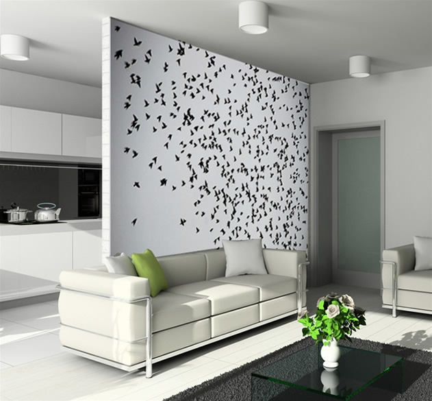 Wall Decoration For Living Room : Living room ideas with wall decorations