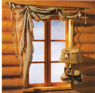 Cheap Window Treatment Ideas - SweetHomeDesignIdeas.
