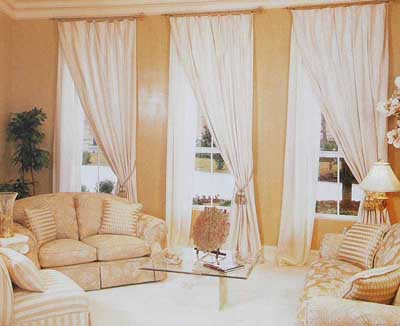 Cheap Window Treatment Ideas miscellaneous living room home design