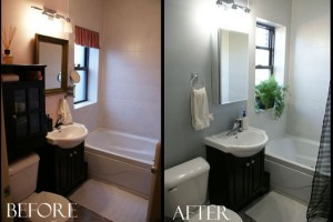 Bathroom Facelift
