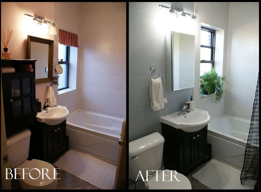 The Result of Bathroom Facelift