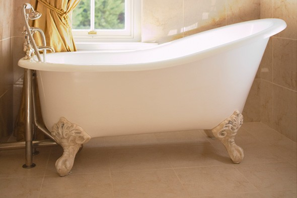 How To Refinish Your Old Bathtub