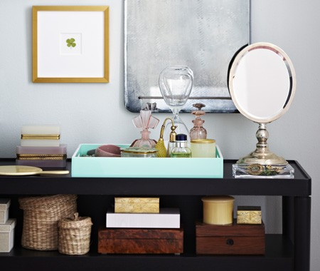The Best Materials for Pretty Open Storage Ideas