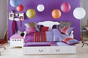 The Great Purple Rooms Ideas