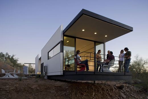 Attractive Modern Modular Home
