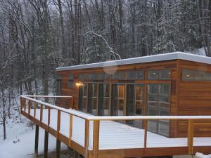 Modern Prefab Cabins Designs