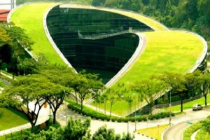 Get The Idea of Green Architecture