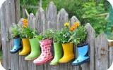 Make Unusual Garden Ideas