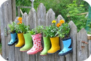 Make Unusual Garden Ideas