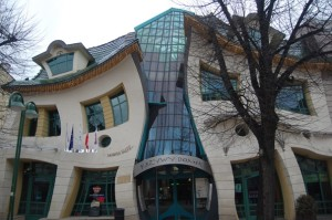 See Weirdest Buildings Architecture