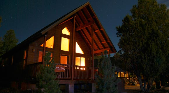 Cabin Fever Homes Designs