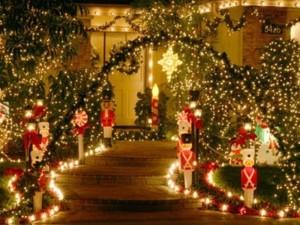 christmas decorations outdoor, christmas