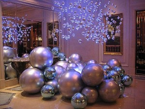 elegant outdoor christmas decorations ideas
