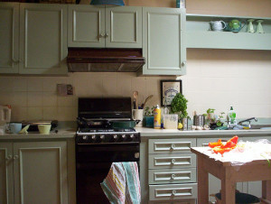 Kitchen Makeover - Simple Ways to do a Kitchen Makeover