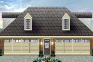 Creating detached garage plans with apartment for 4 car garage cost