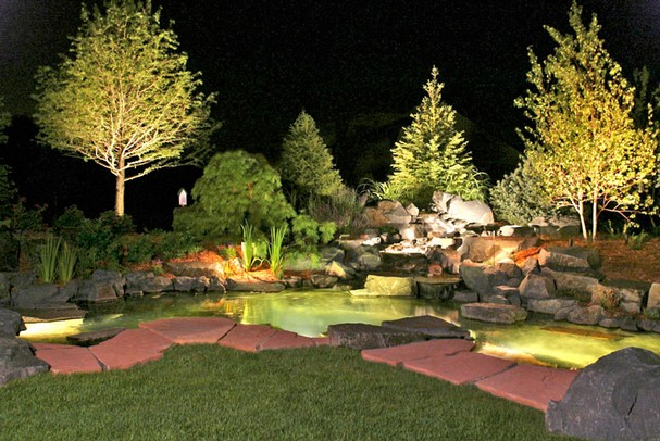 Functional Basic Solar Landscape Lighting