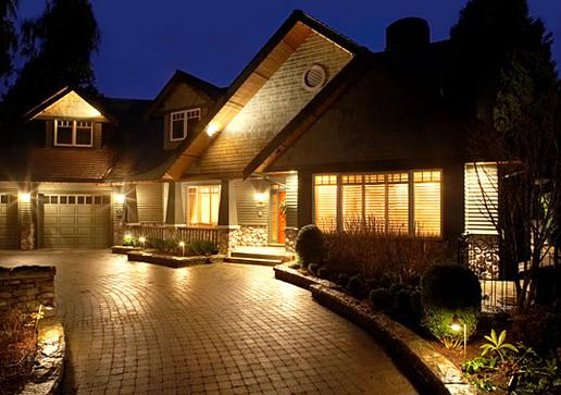 Basic Solar Landscape Lighting Installation