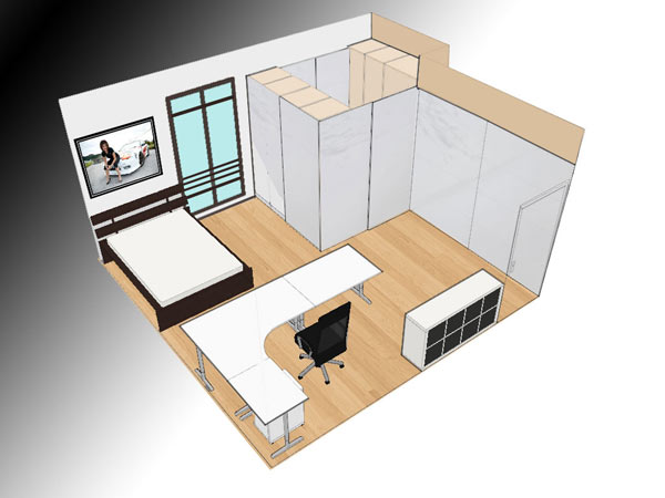 Bedroom Layout Ideas for Small Rooms