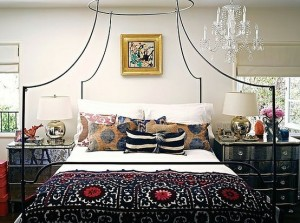 Tips of Boho Chic Bedroom