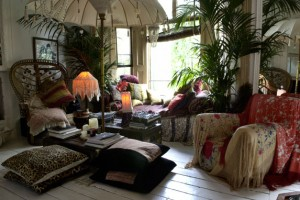 Budget Bohemian Decorating Ideas