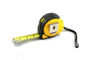 Tape Measure as one of the Carpentry Tools