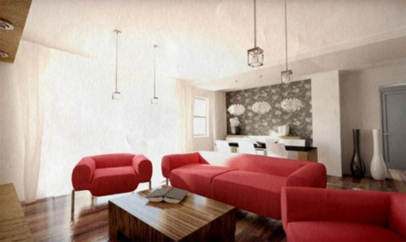 Cheap Apartment Decorating Ideas - SweetHomeDesignIdeas.