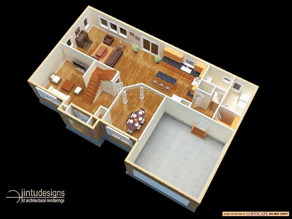 Detached garage apartment designs 2367 for House plans with detached apartment