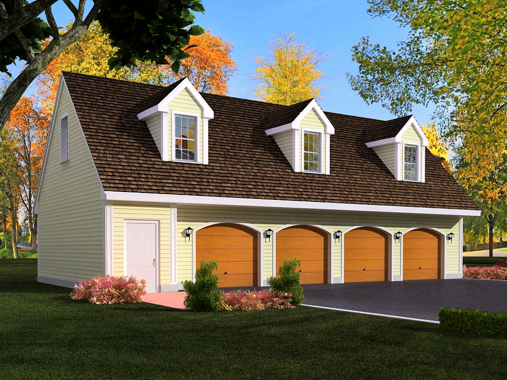 Information about garage plans with loft apartment for Detached garage design ideas