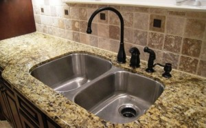 How to Bleach Dirty Porcelain Kitchen Sink