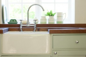 Solve Dirty Porcelain Kitchen Sink
