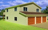 <b>Apartment Over Garage Plans</b>