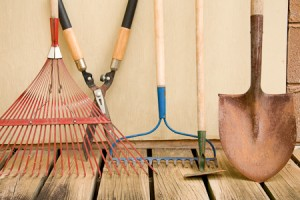 Tips of Garden Tool Maintenance