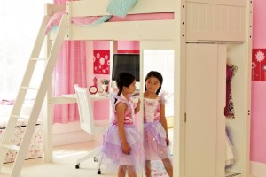 Girls Bedroom Theme