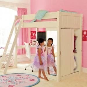 Girls Bedroom Theme