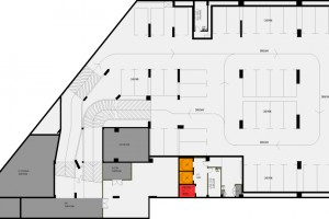 House Plan with in Law Apartment
