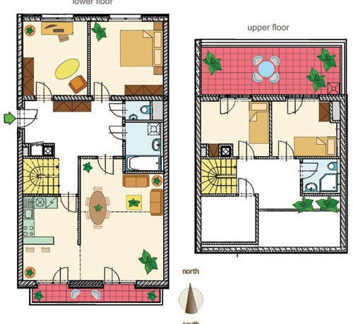 Learning Proper Basement Apartment Floor Plans