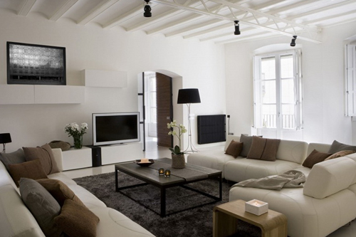 Simple Apartment Decorating Ideas for Men - SweetHomeDesignIdeas.