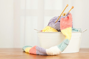 Store and Organize Yarn Steps