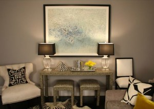 Tips of Taupe Bedroom